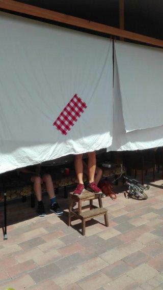 Biologisch katoenen lakens en handdoeken bij De Roek Vakantiebungalows