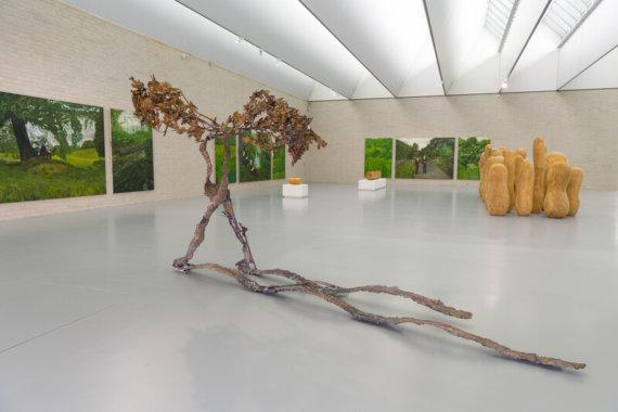 Nieuwe tentoonstelling in Kröller-Müller