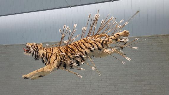 Indrukwekkende tentoonstelling bij Het Kröller-Müller museum